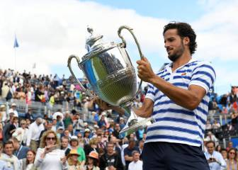 Lopez crowned king of Queen's ahead of Wimbledon