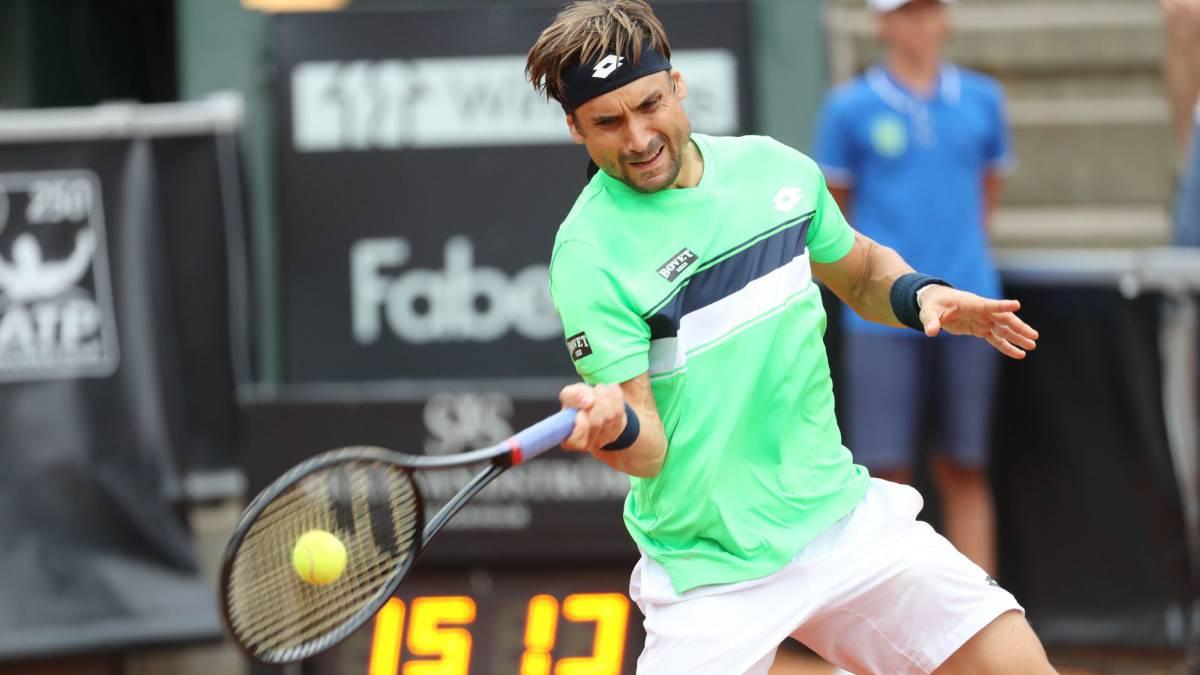 Ferrer vence a Basilashvili en Hamburgo