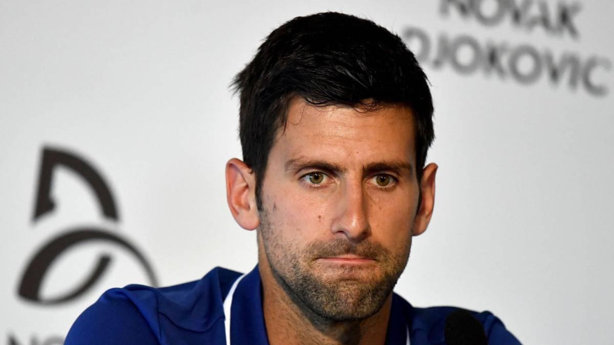 Novak Djokovic anunció que no competirá hasta 2018