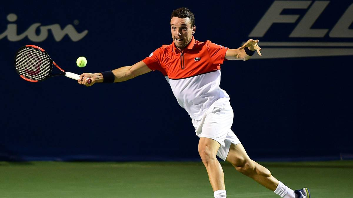 Roberto Bautista se instaló en semifinales del ATP de Winston-Salem