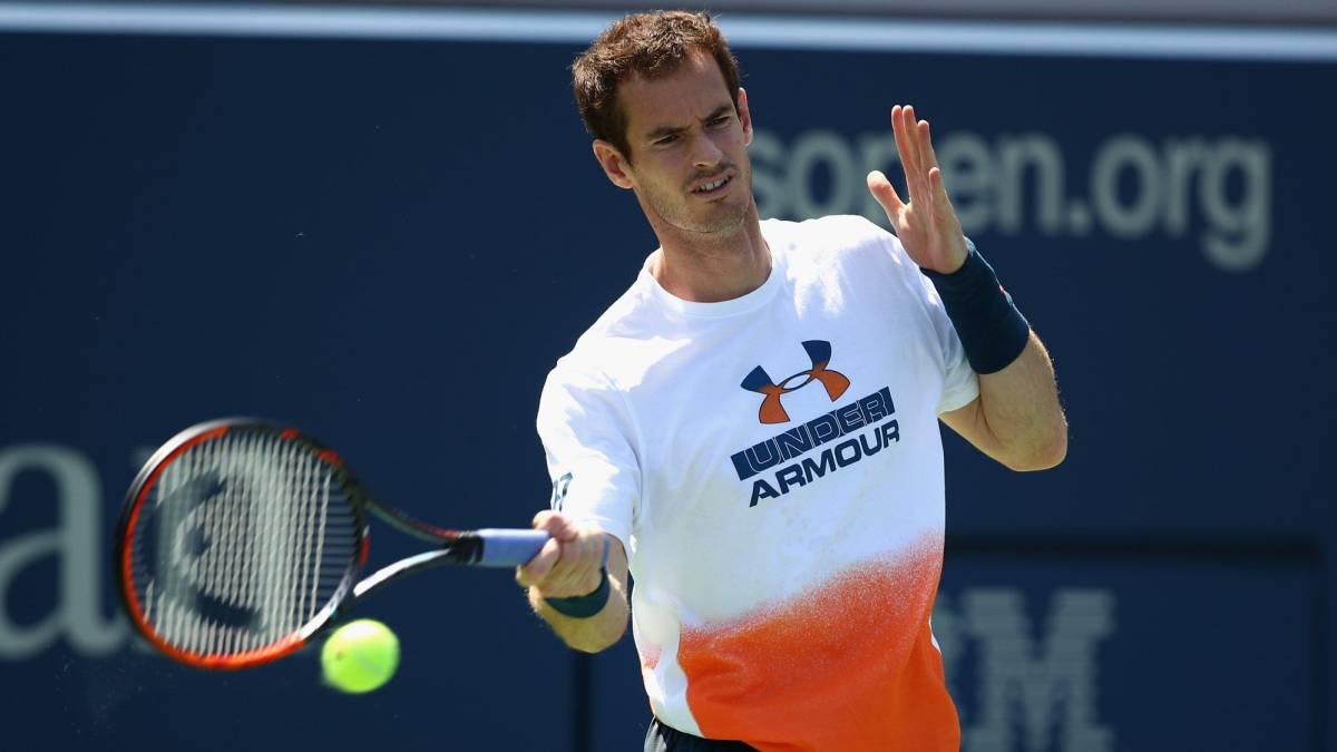 Lesión inhabilita a Andy Murray