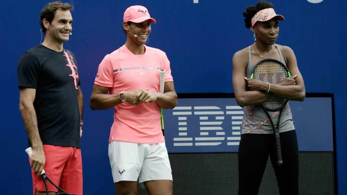 Tenis: Nadal lidera y Muguruza es tercera antes del US Open - AS.com
