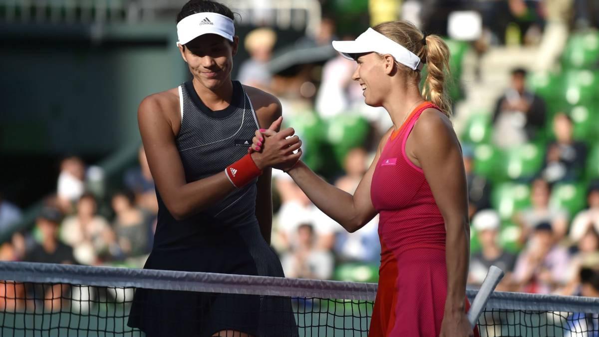 Noticias diarias: Muguruza no pudo con Wozniacki y se despide de Tokio