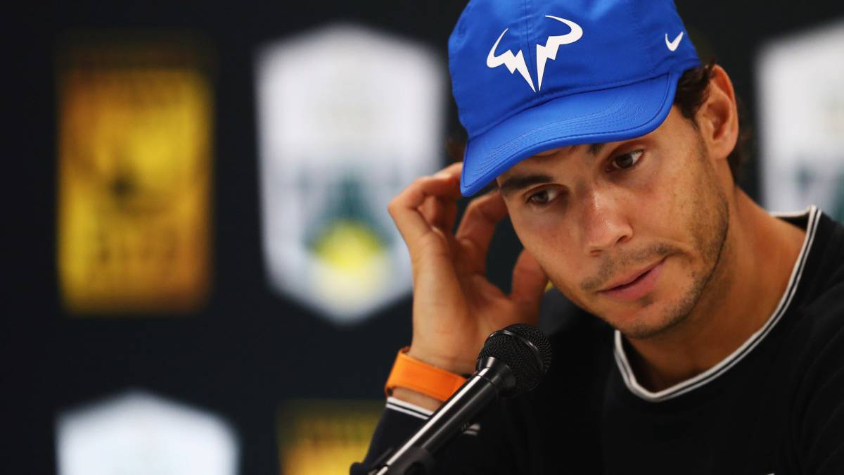 Nadal Pulls Out Of Paris Masters With Knee Injury