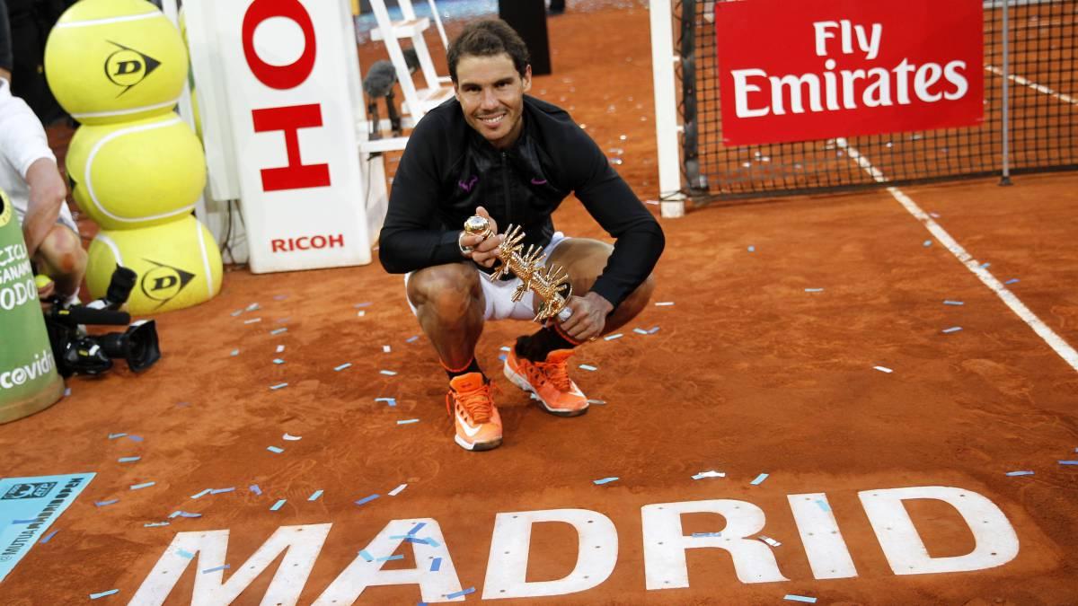 893b702ff7e Guía del Masters de Madrid 2018  jugadores