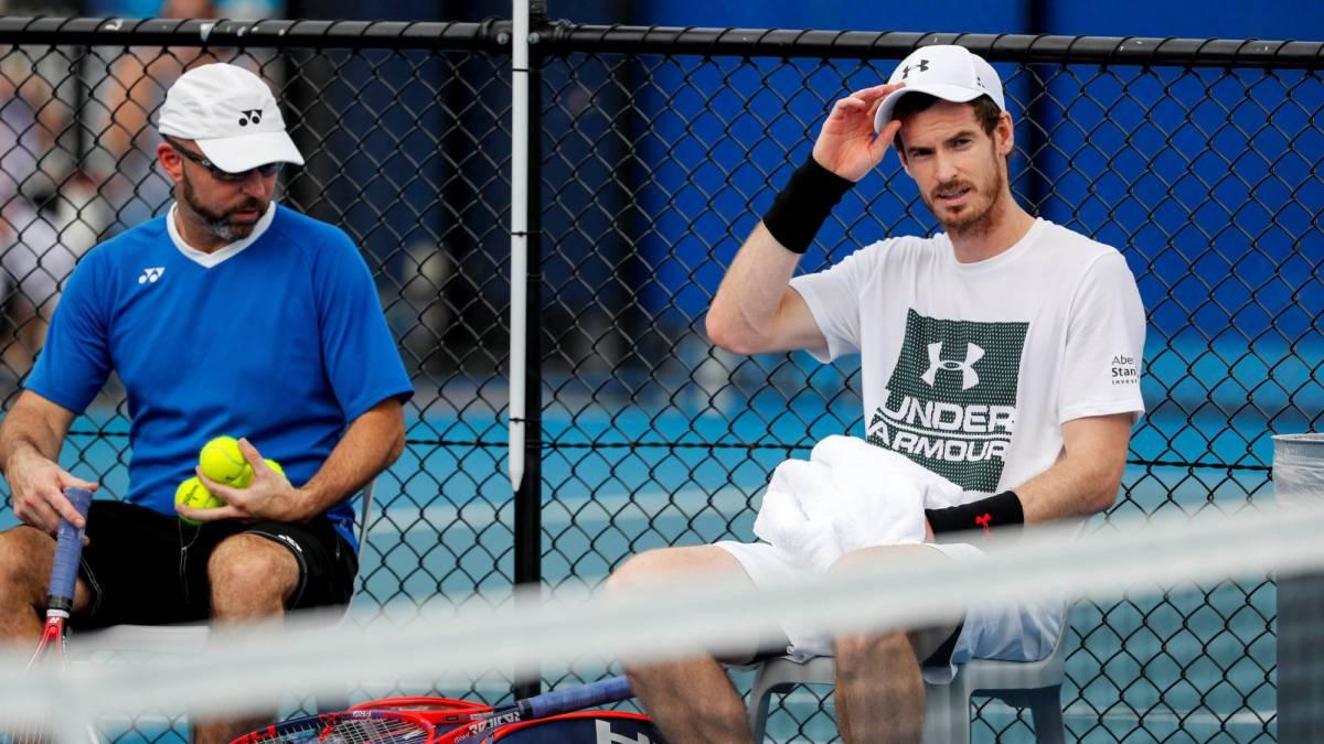 Andy Murray confía en estar listo para Wimbledon