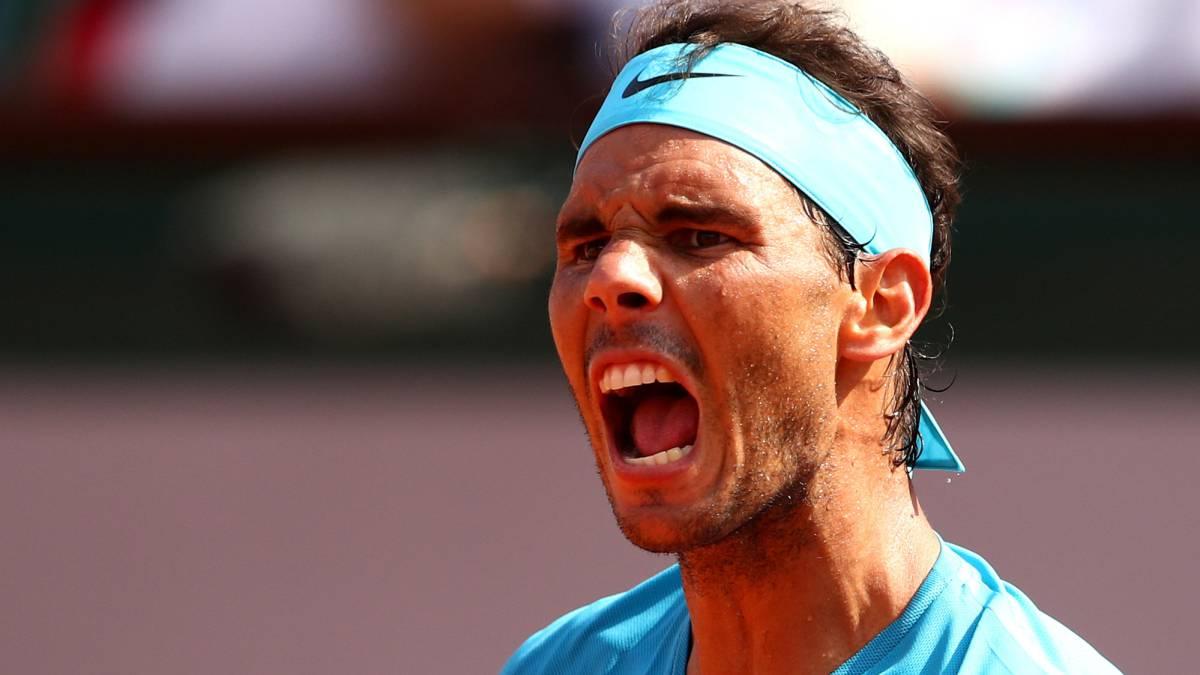 Ya son once para Nadal en los torneos Roland Garros