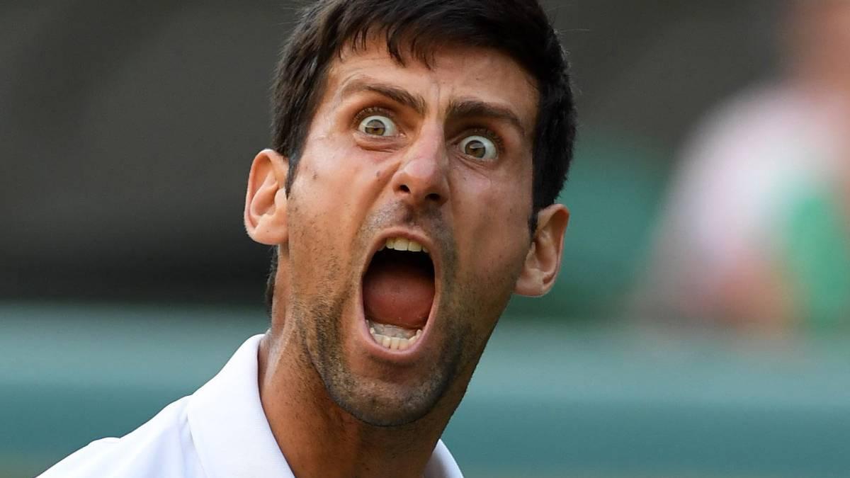 Djokovic pasó a octavos pero Zverev se marcha a casa — Wimbledon