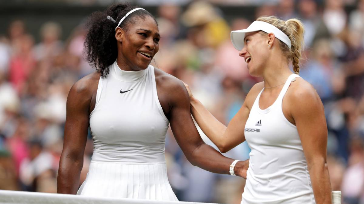 Angelique Kerber es campeona de Wimbledon tras vencer a Serena Williams
