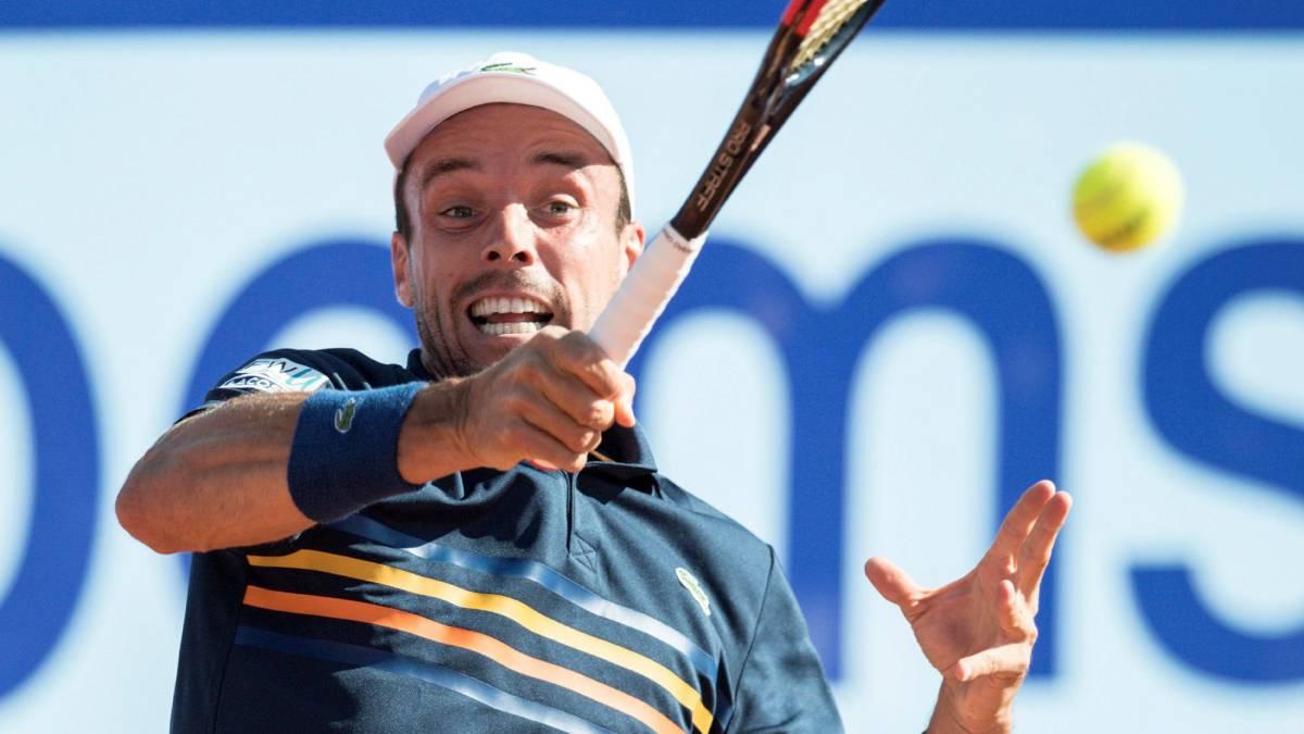 Roberto Bautista no pudo con Matteo Berrettini
