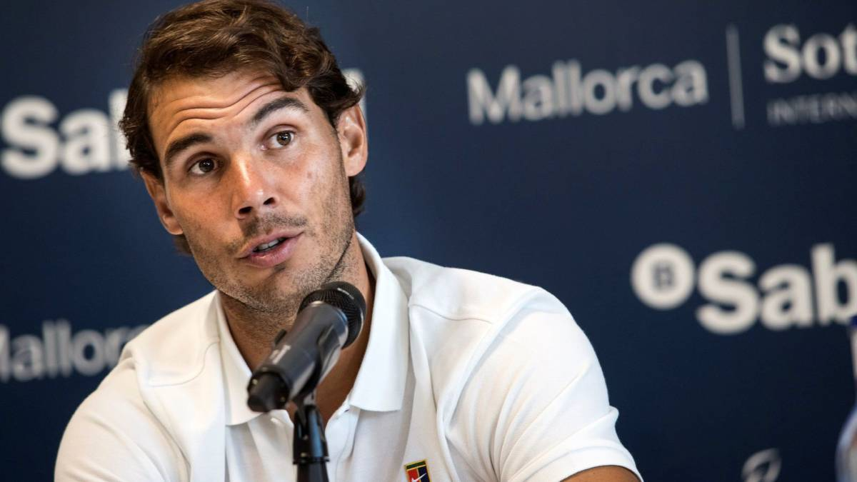 Rafael Nadal debutará en Toronto ante el francés Benoit Paire