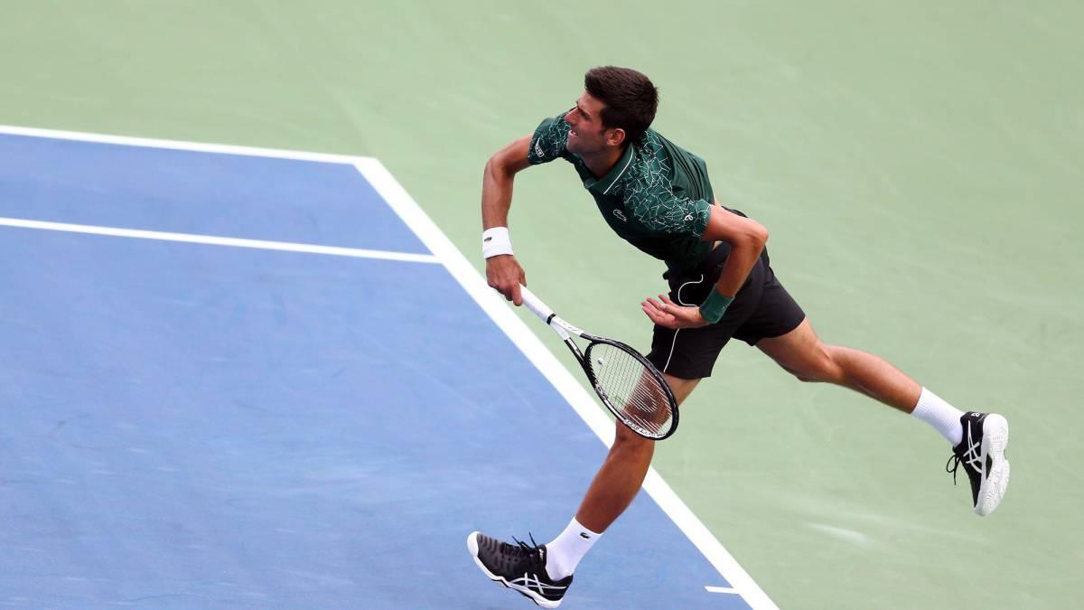Novak Djokovic avanza a segunda ronda de Masters 1000 de Canada
