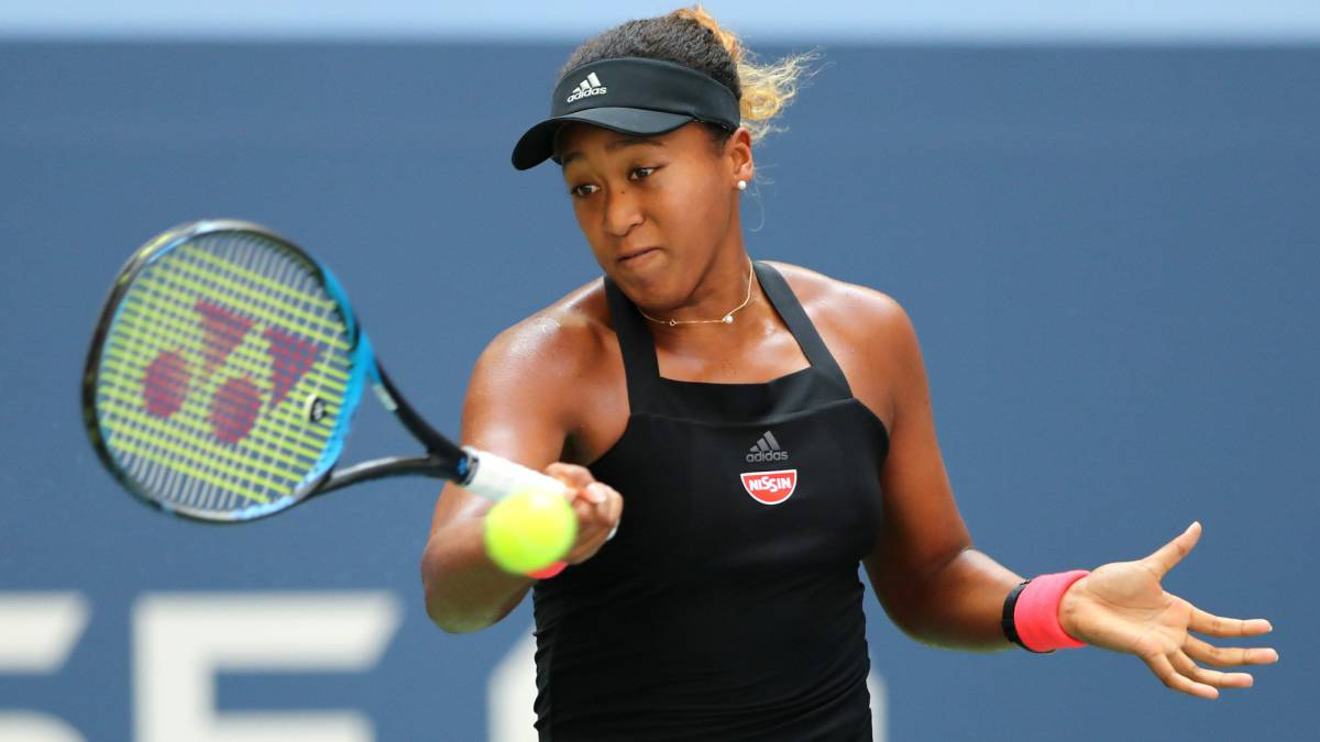 Osaka sigue firme en el US Open