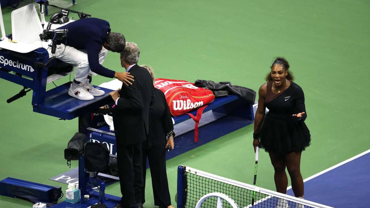 Serena introduce el