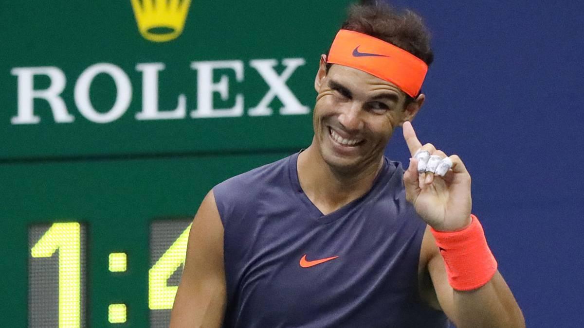 Nadal sigue liderando el ranking ATP