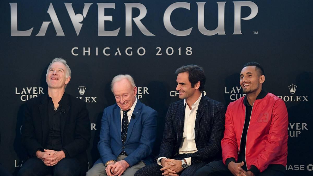 Gracias a Zverev, Europa alza la Laver Cup