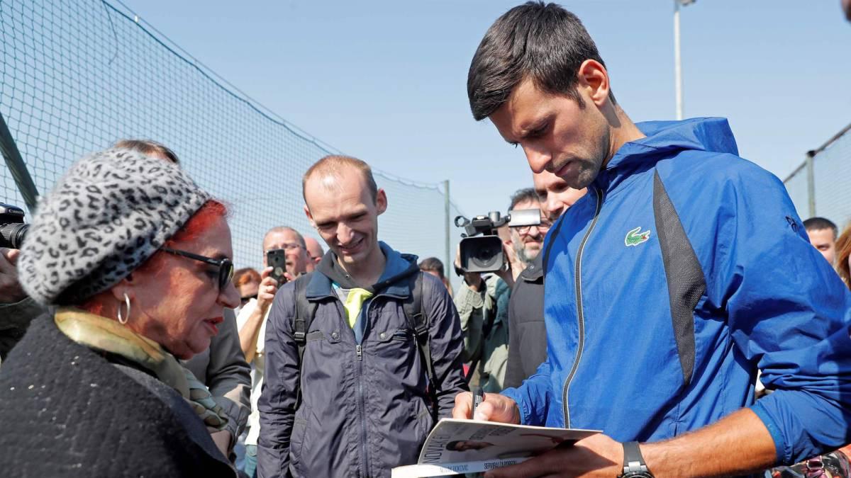 Djokovic aspira a ser el número 1 este año