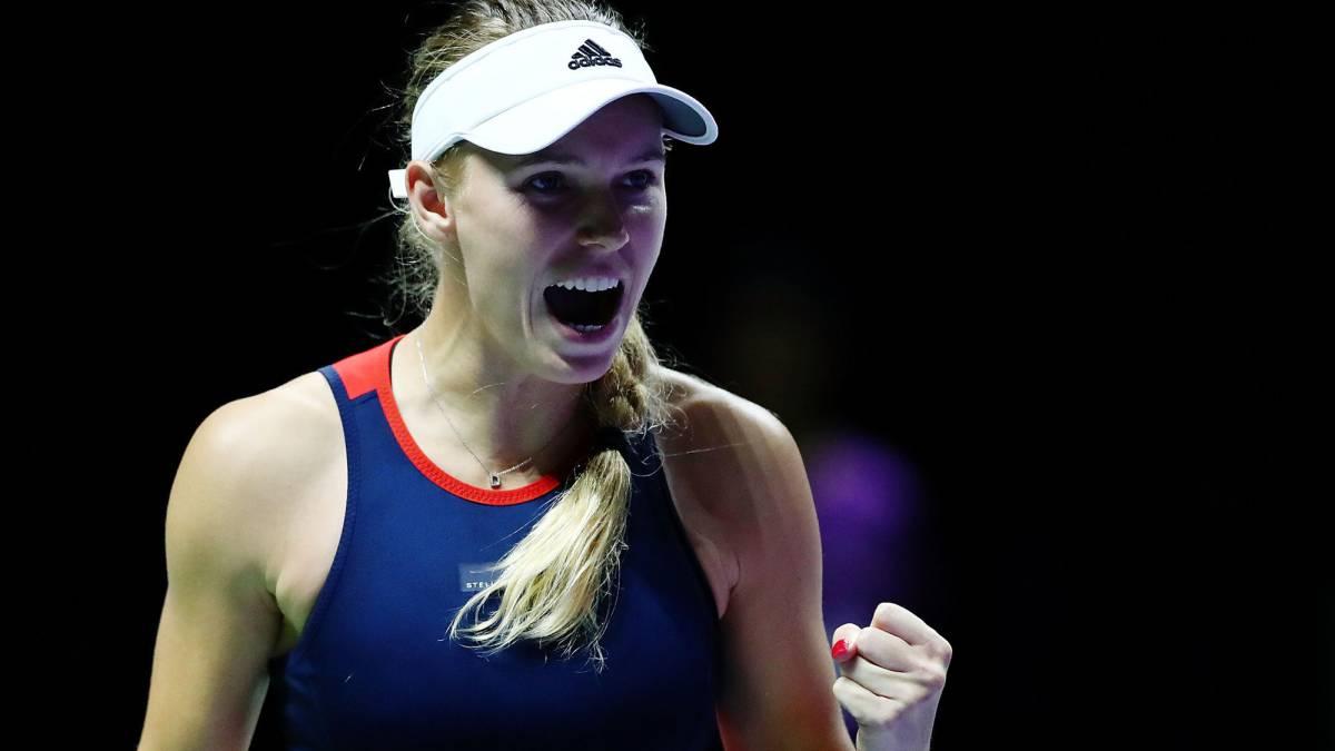 Wozniacki derrota a Kvitova en la Final de la WTA #23Oct