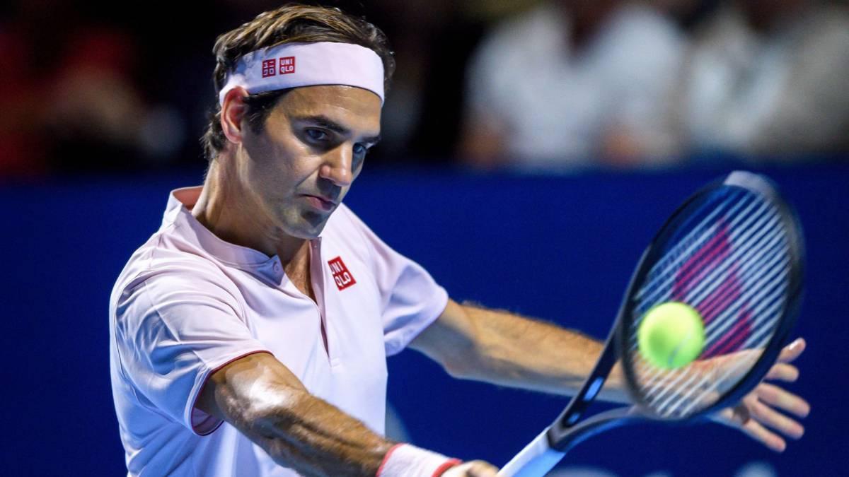 A uno de los 100: Roger Federer ganó el título en Basilea