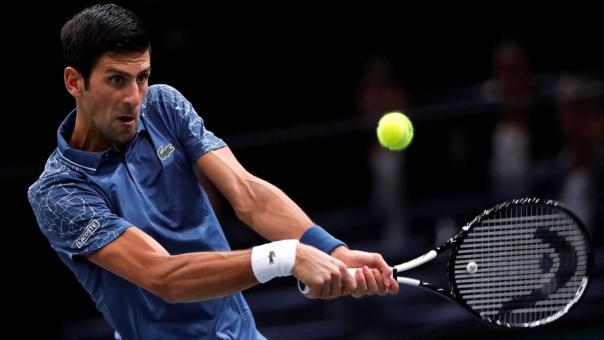 Djokovic y Cilic se citan en los cuartos de París-Bercy