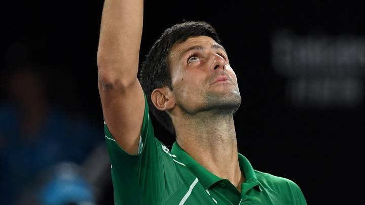 Novak Djokovic: 'Ayuden a los médicos, no los agobien'