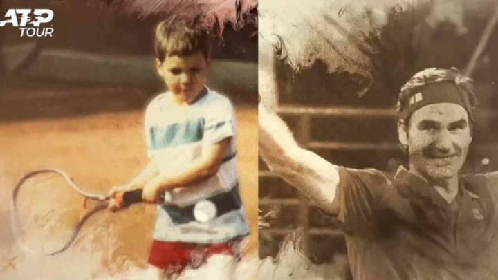 Roger Federer dona un millón de francos suizos a las familias vulnerables
