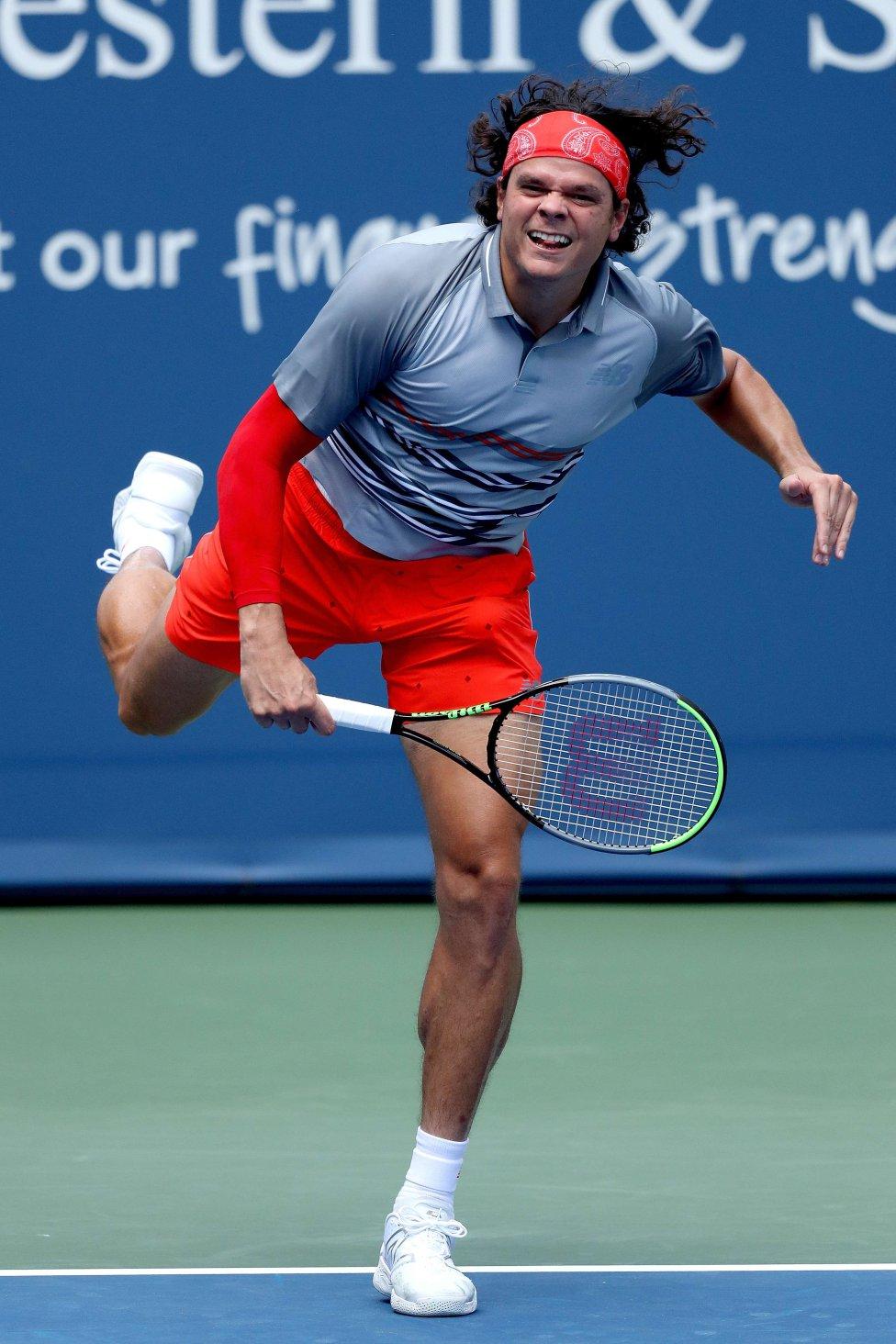10. Milos Raonic (Canadá)