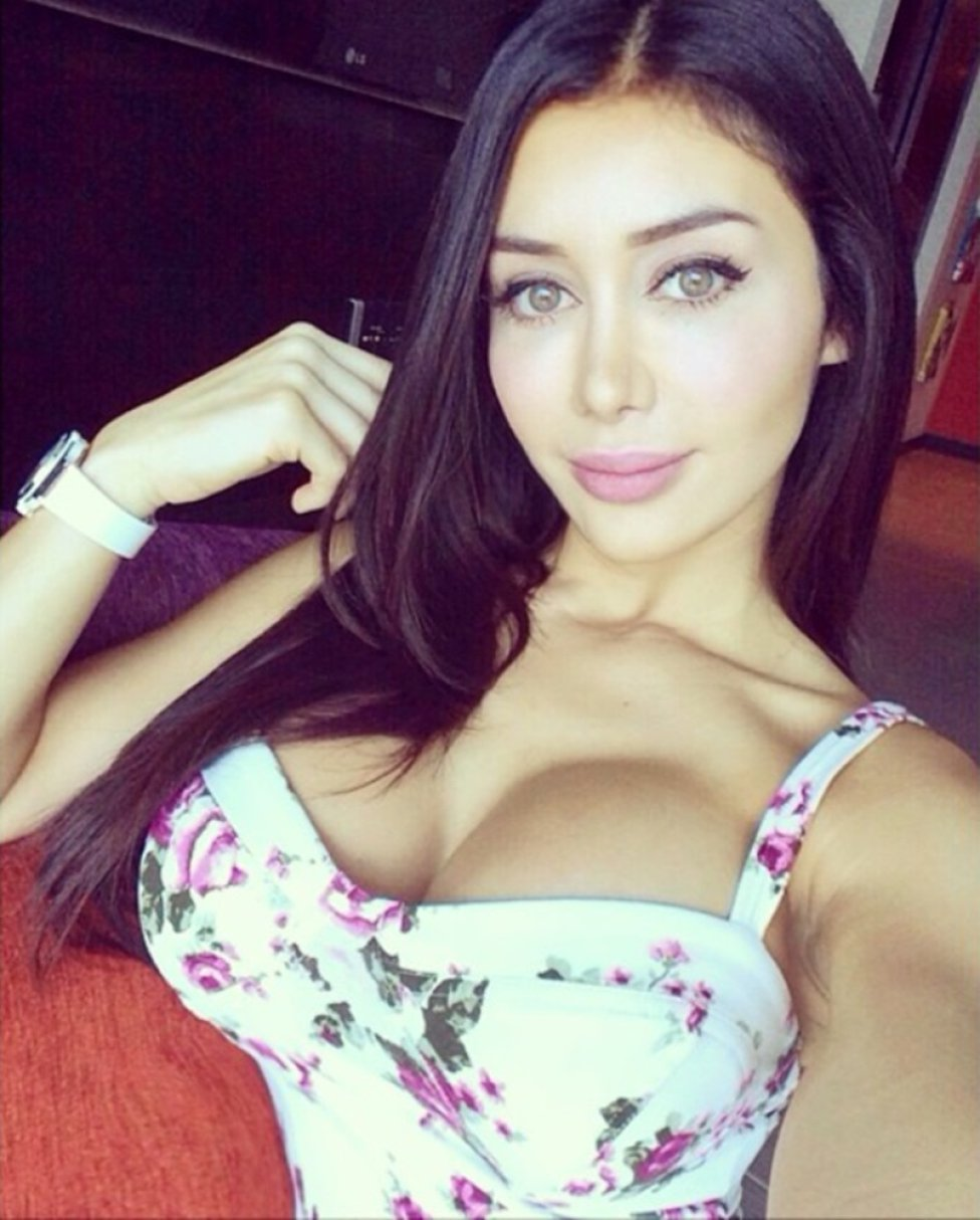 Leaked Selfie Joselyn Cano naked photo 2017