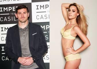 Iker Casillas y Edurne, el jugador y la WAG más deseados