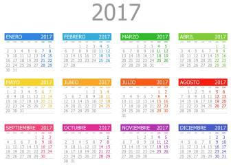 Calendario laboral 2017: festivos en España y por CC.AA.