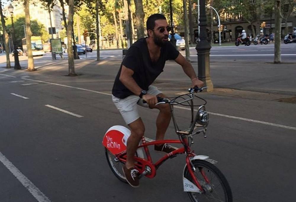 Arda turam se mueve en bicing por barcelona for Oficina bicing barcelona