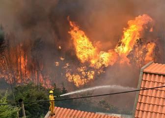 Madeira arde en un incendio que ha dejado tres muertos