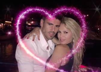 Victor Valdés y Yolanda Cardona anuncian así su compromiso