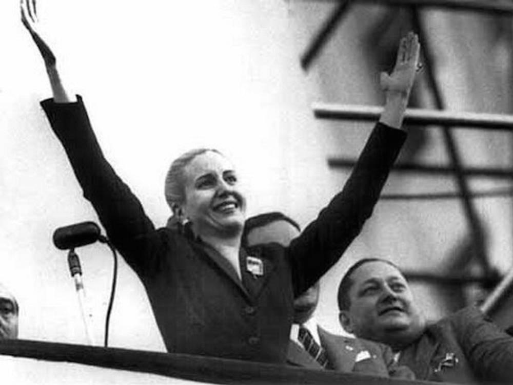 Eva Perón| La mujer que todo el pueblo quiere