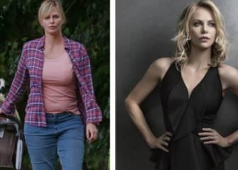 Charlize Theron engorda 15 Kilos para su nueva película