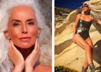 Yazemeenah Rossi: la modelo de 60 años que se mantiene espléndida