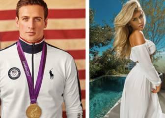 Ryan Lochte se casa con la chica Playboy que conoció en Tinder