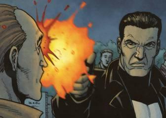 Muere Steve Dillon, 'padre' de Preacher y dibujante de Punisher