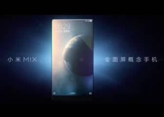 Xiaomi Mi Mix: la nueva era de los teléfonos móviles