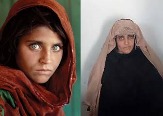 Detienen a la niña afgana de National Geographic