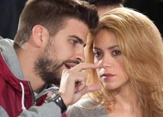 Piqué y Shakira, en el hospital por el ingreso de su hijo Sasha