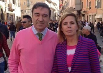 Pedro J. Ramírez y Ágatha Ruiz de la Prada se separan