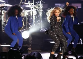 Beyoncé reúne a las Destiny's Child para apoyar a Hillary Clinton