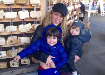 Shakira anula tres eventos por la salud de su hijo Sasha