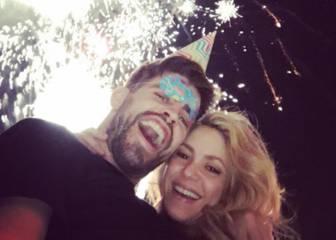 Piqué y Shakira, la segunda pareja más seguida del mundo en redes sociales