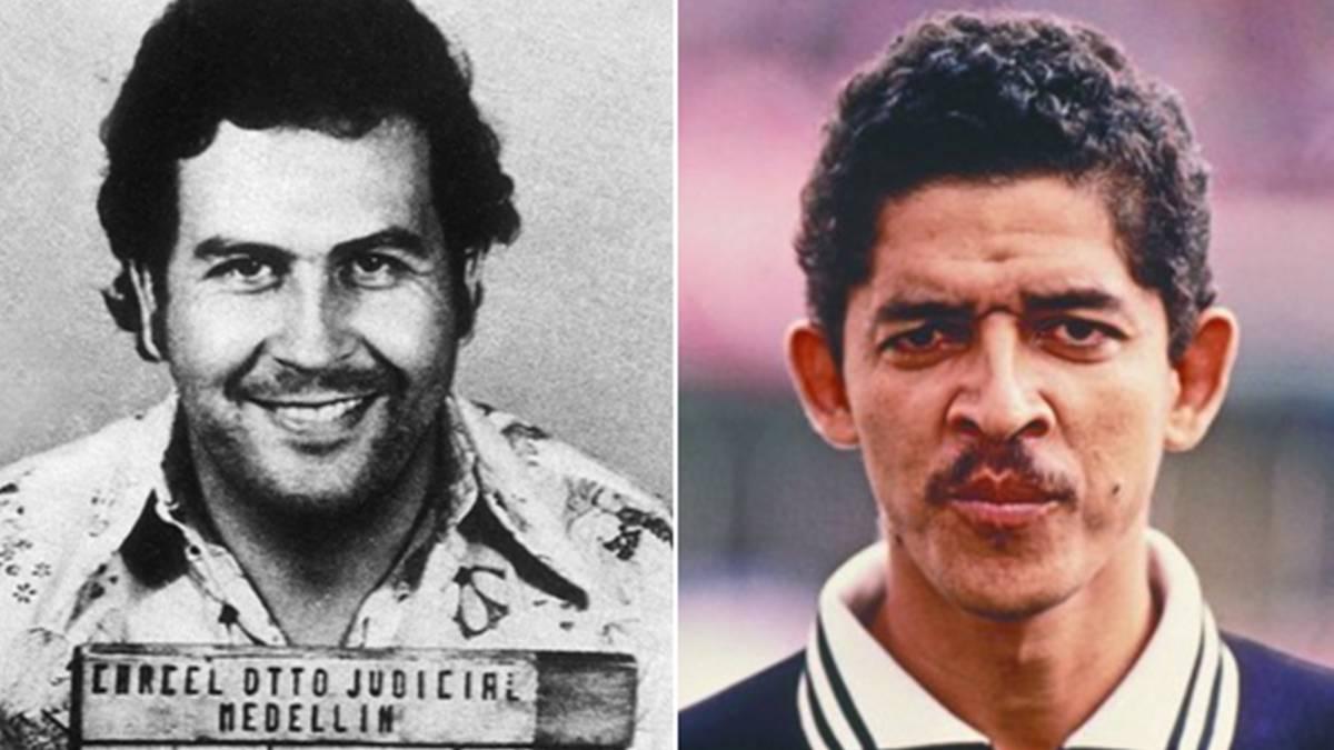 d71e58785b9 Pablo Escobar y Álvaro Ortega. Fotos Twitter.