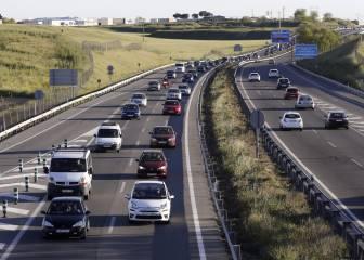 Puente de diciembre: previsiones de tráfico en la operación salida