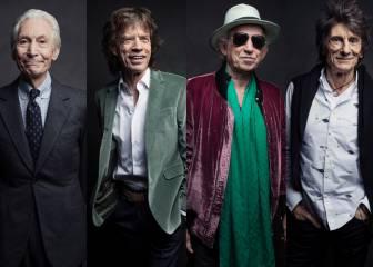 The Rolling Stones publican su nuevo álbum Blue & Lonesome