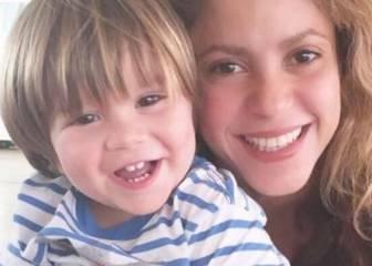 El hijo de Shakira y Piqué baila al ritmo de