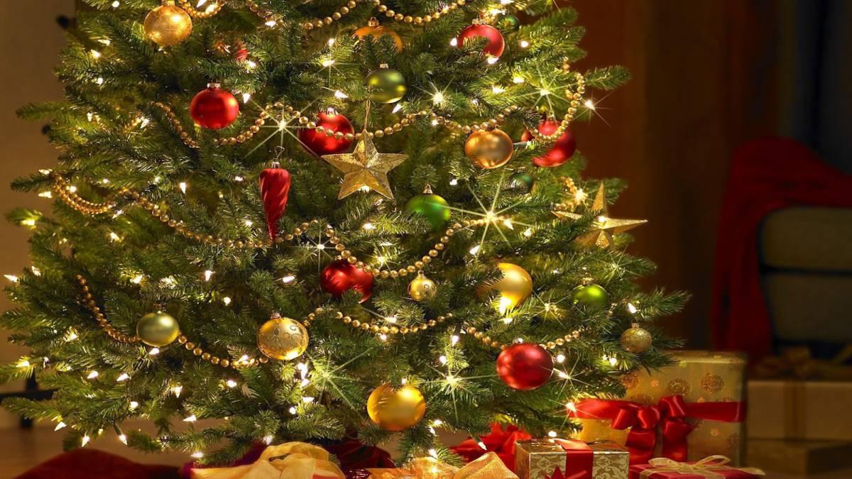 Qu significan los colores de las bolas del rbol de Navidad AScom